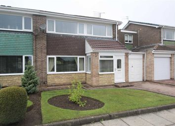 Thumbnail 3 bed semi-detached house for sale in Mirlaw Road, Whitlelea Dale, Cramlington