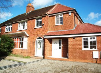 Thumbnail 3 bedroom semi-detached house to rent in Winser Drive, Reading RG30, Reading,