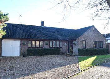 Thumbnail 3 bed detached bungalow for sale in Larklands, Longthorpe, Peterborough