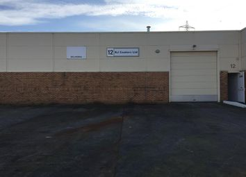 Thumbnail Light industrial to let in Unit 12, Berkeley Court, Manor Park, Runcorn, Cheshire