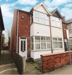 Thumbnail 4 bed semi-detached house to rent in Station Road, Beeston, Nottingham