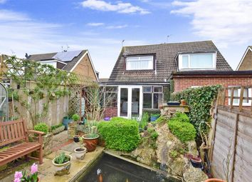 Thumbnail 3 bed semi-detached house for sale in Weavers Way, Ashford, Kent
