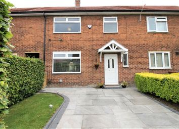 Thumbnail 3 bed terraced house for sale in Southwick Road, Wythenshawe, Manchester
