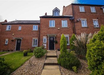 Thumbnail 4 bed town house for sale in Kilcoby Avenue, Swinton, Manchester