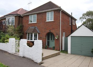 Thumbnail 3 bed detached house for sale in Highfield Gardens, Aldershot