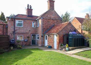 Thumbnail 3 bed semi-detached house for sale in High Street, Newton On Trent, Lincoln
