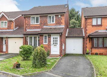 Thumbnail 3 bed link-detached house for sale in Davis Grove, Yardley, Birmingham, West Midlands