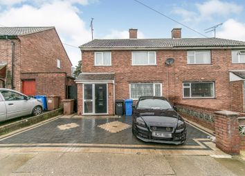 3 bed semi-detached house for sale in Maidenhall Approach, Ipswich IP2