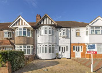 Thumbnail 3 bed terraced house for sale in Torrington Road, Ruislip