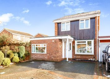 Thumbnail 4 bedroom detached house for sale in Harefield Place, St.Albans