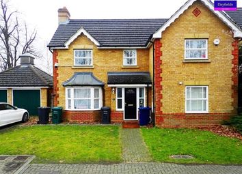 Thumbnail 4 bed detached house to rent in Skipton Close, London