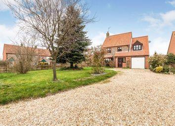 Thumbnail 4 bed detached house for sale in Hempton, Fakenham, Norfolk