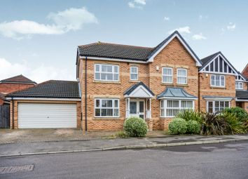 Thumbnail 4 bed detached house for sale in Pickle Wood Court, Finningley