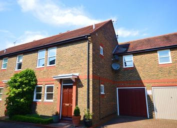 Thumbnail 3 bed semi-detached house to rent in Becket Mews, Canterbury