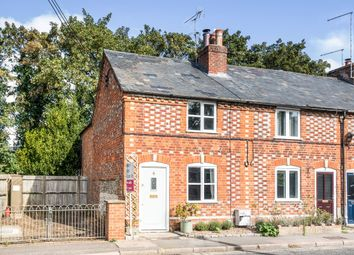 St. Johns Road, Wallingford OX10. 2 bed end terrace house for sale