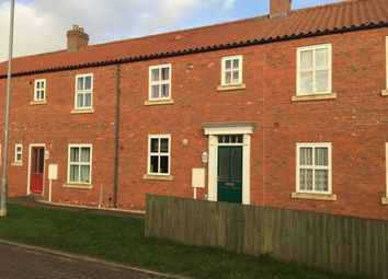 Thumbnail 3 bed town house to rent in Curtis Close, Horncastle, Boston