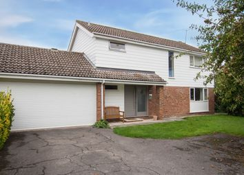 Thumbnail 4 bed detached house for sale in Lawrance Lea, Harston, Cambridge
