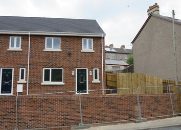 Thumbnail 2 bed end terrace house for sale in Duffryn Road, Wattsville, Newport