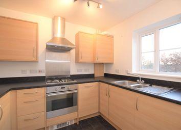 Thumbnail 2 bed end terrace house to rent in Damara Way, Bridgefield, Ashford