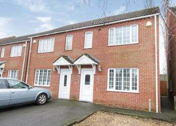 Thumbnail 3 bed property for sale in Rider Gardens, Fishtoft, Boston