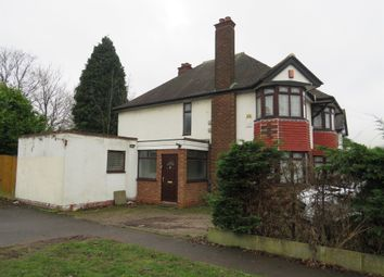 Thumbnail 6 bed detached house for sale in Coleshill Road, Hodge Hill, Birmingham