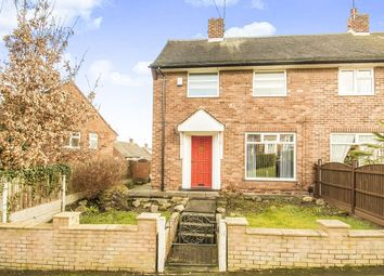 Thumbnail 2 bed semi-detached house for sale in Newhall Mount, Middleton, Leeds