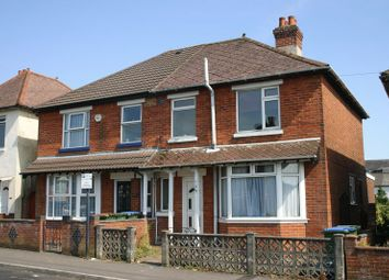 Thumbnail 3 bed semi-detached house to rent in Norham Avenue, Upper Shirley, Southampton