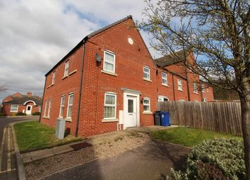 Thumbnail 1 bed town house for sale in Marshalls Rise, Gainsborough