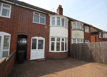Thumbnail 3 bedroom town house for sale in Lymington Road, Leicester