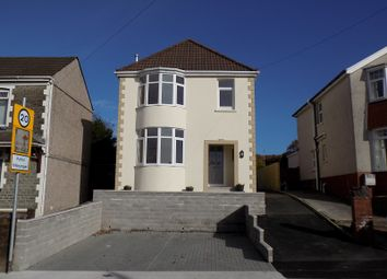 Thumbnail 3 bed detached house for sale in Main Road, Bryncoch, Neath, Neath Port Talbot.