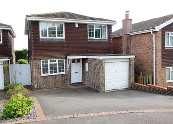 Thumbnail 4 bedroom detached house for sale in Bay Tree Rise, Calcot, Reading