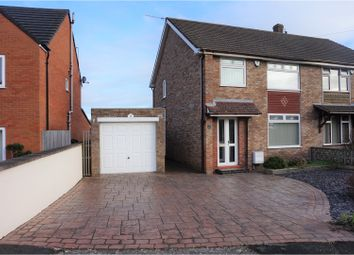 Thumbnail 3 bed semi-detached house for sale in Broadleas, Headley Park