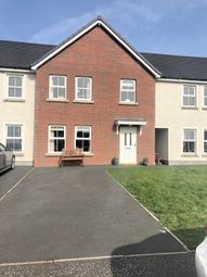 Thumbnail 3 bed terraced house for sale in 4 Cuirt Na Cluana, Meigh