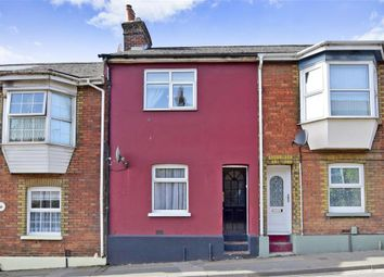 Thumbnail 2 bed terraced house for sale in Hunnyhill, Newport, Isle Of Wight