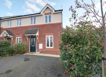 Thumbnail 2 bed end terrace house for sale in Edward Phipps Way, Haslington, Crewe
