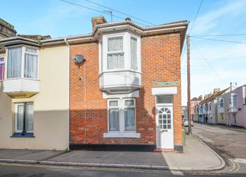 Thumbnail 3 bed end terrace house for sale in Derby Street, Weymouth