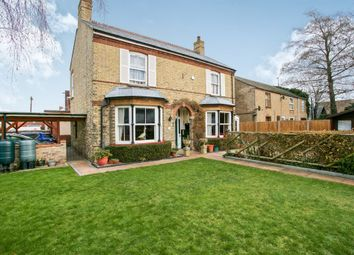 Thumbnail 5 bed detached house for sale in Wellington Street, Littleport, Ely