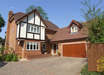 Thumbnail 6 bed detached house to rent in Portesbery Road, Camberley