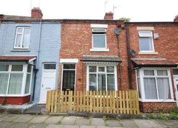 Thumbnail 2 bed terraced house for sale in Newfoundland Street, Darlington