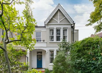5 bed semi-detached house for sale in Trouville Road, Clapham SW4.