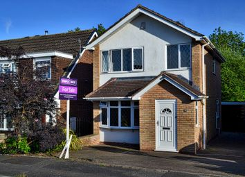Thumbnail 3 bed detached house for sale in Camborne Close, Congleton