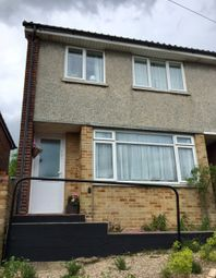 Thumbnail 3 bedroom semi-detached house to rent in Highfield Road, Collier Row, Romford