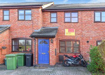 Thumbnail 2 bedroom end terrace house for sale in Lower Bullingham, Hereford