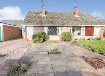 Thumbnail 2 bed bungalow for sale in Grovelands Crescent, Wolverhampton, West Midlands