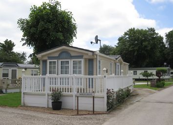 Thumbnail 1 bedroom mobile/park home for sale in Chapel Road, Carlton Colville, Lowestoft
