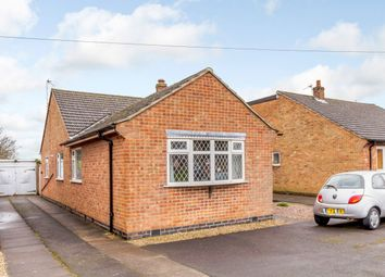 Thumbnail 3 bed detached bungalow for sale in 18 Pytchley Drive, Loughborough, Leicestershire