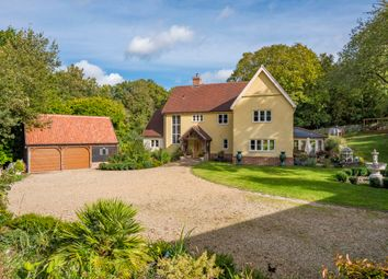 Thumbnail 6 bed detached house for sale in Little Whelnetham, Bury St. Edmunds, Suffolk