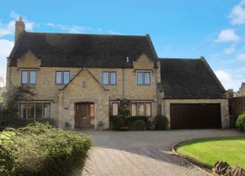 Thumbnail 4 bed detached house for sale in Old Manor Gardens, Mickleton
