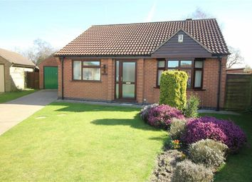 Thumbnail 2 bed bungalow for sale in Wetherby Close, Market Rasen