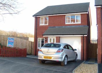 Thumbnail 3 bedroom detached house to rent in Dol Y Dderwen, Ammanford